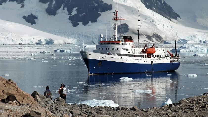 ANTÁRTIDA, Clásica Antártida a bordo del USHUAIA