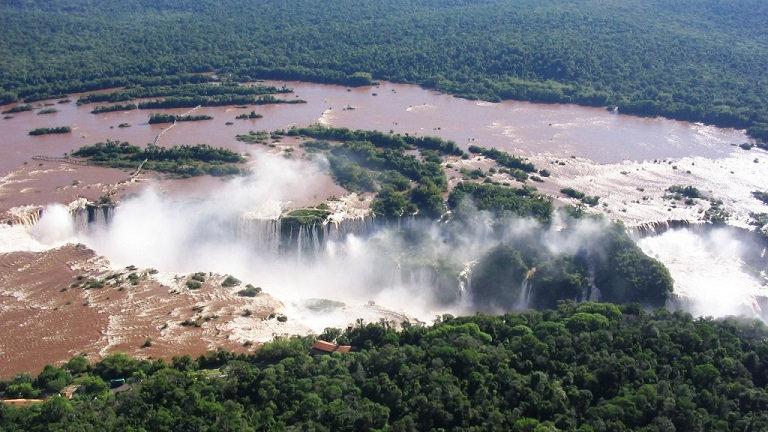 BRASIL,  Experiencia Cataratas del Iguazú, Maravilla de la Humanidad