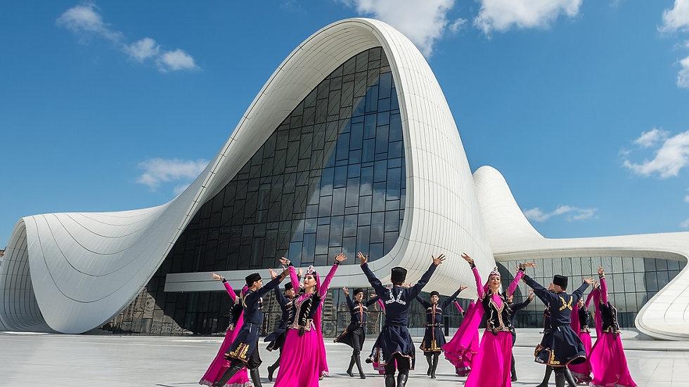 AZERBAIYÁN – GEORGIA – ARMENIA, El Gran Cáucaso
