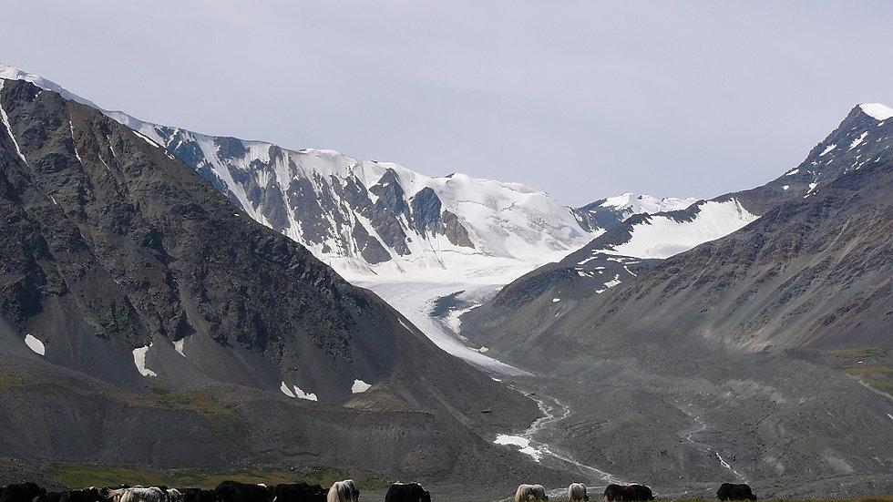 "MONGOLIA, Trekking ""Montañas de Turgen"""