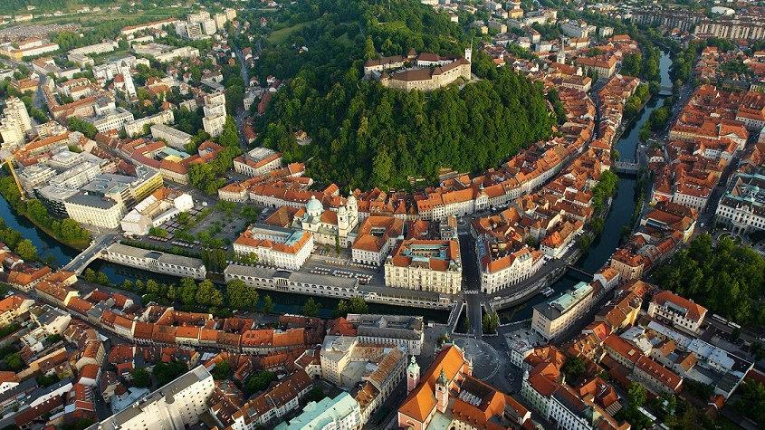 ESLOVENIA, Escapada a Liubliana