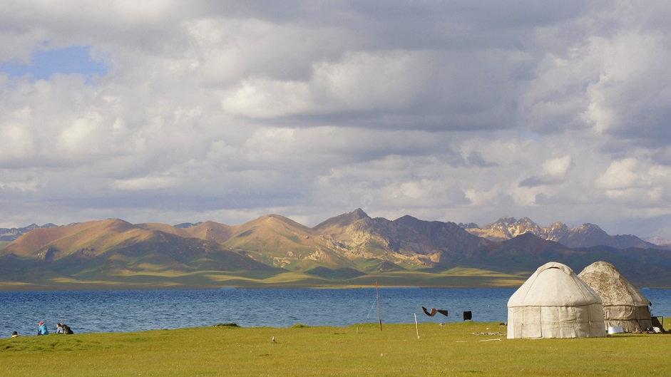 KIRGUISTÁN, Paisajes del Kirguistán