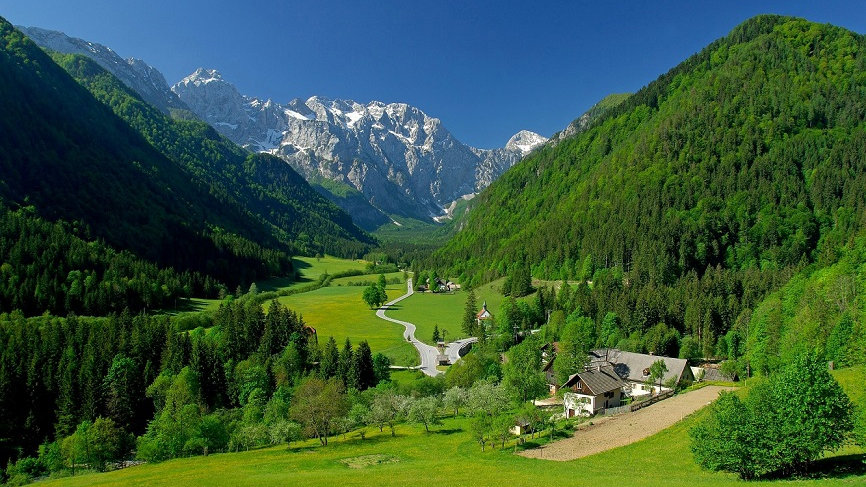 ESLOVENIA, Los Alpes Julianos a tu aire, FLY&DRIVE