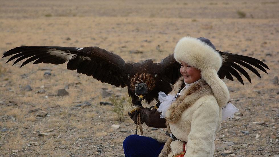 MONGOLIA, Festival Águila Dorada