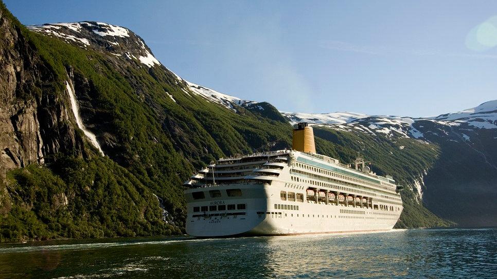 NORUEGA, Descubriendo fiordos en cruceros