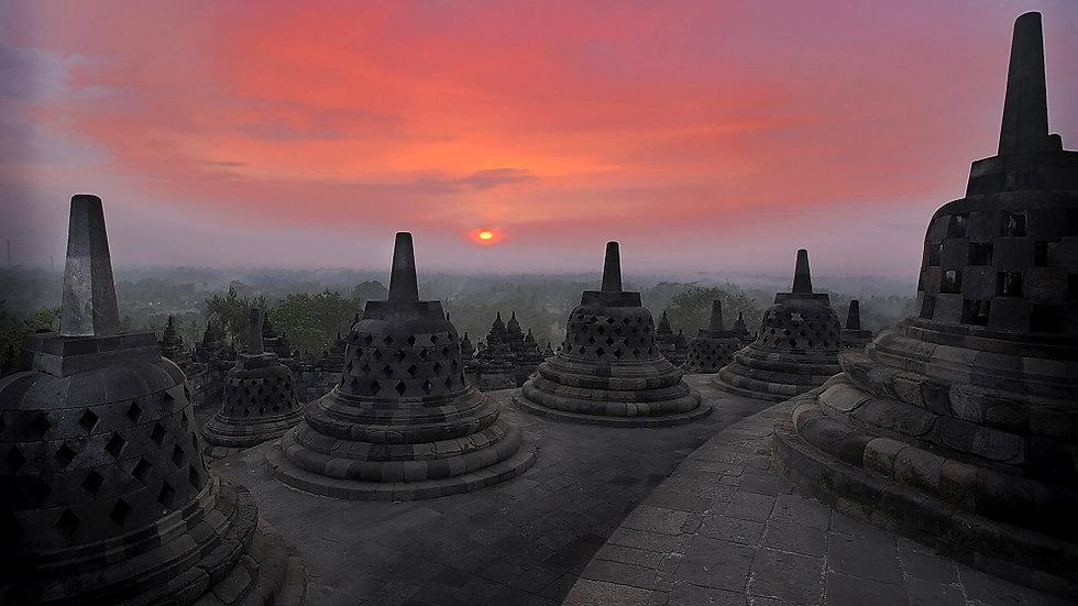 INDONESIA,  Java Experience