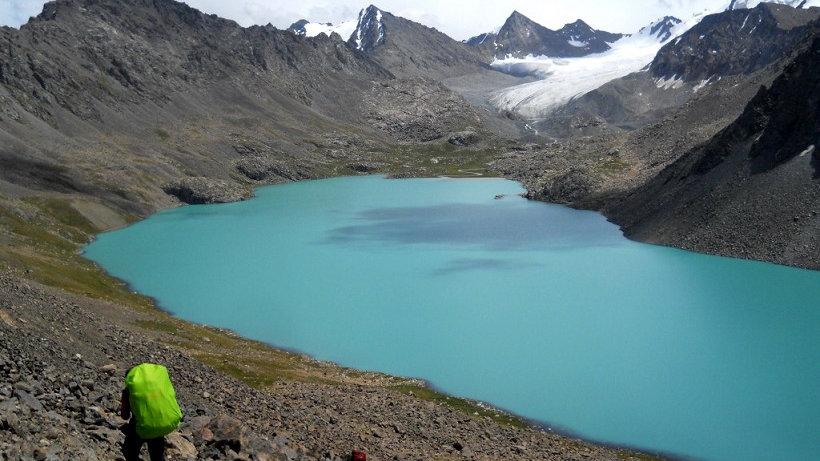 """KIRGUISTÁN, Trekking """"Montañas y Lagos del Tien Shan"""""""