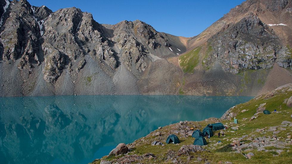 """KIRGUISTÁN, Trekking """"Los Senderos del Terskei Ala Too"""""""