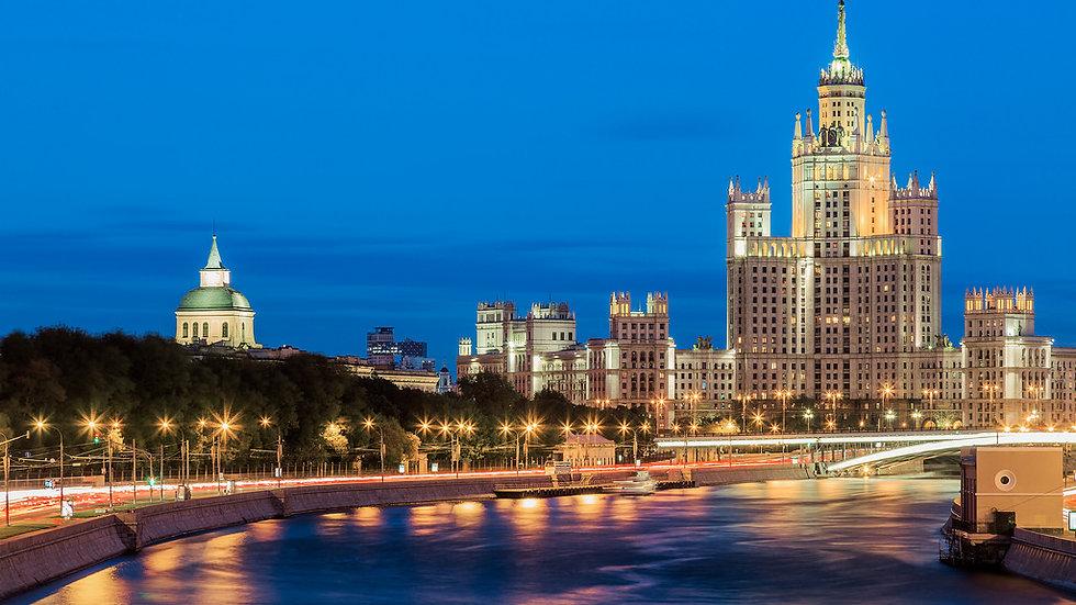 RUSIA, Escapada a Moscú