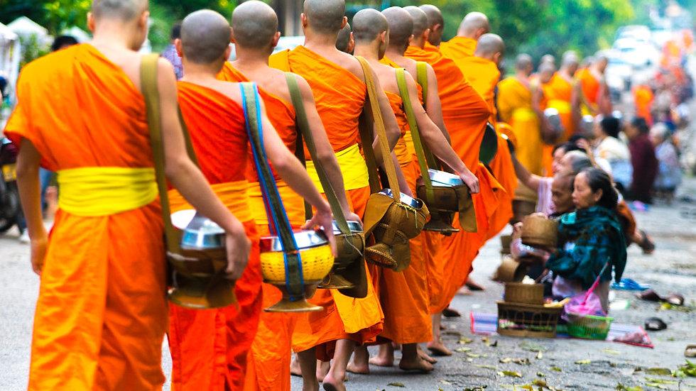 LAOS, Luang Prabang Experience