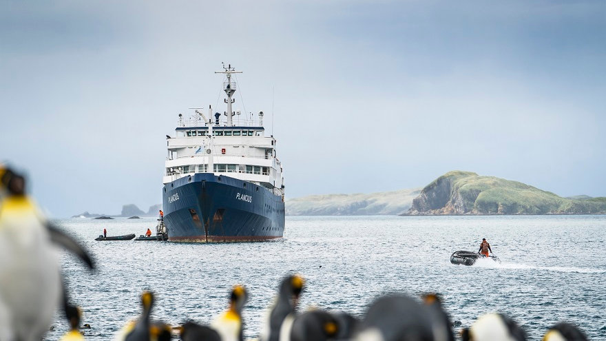 ANTÁRTIDA, Islas Malvinas – Georgias del Sur - Península Antártica