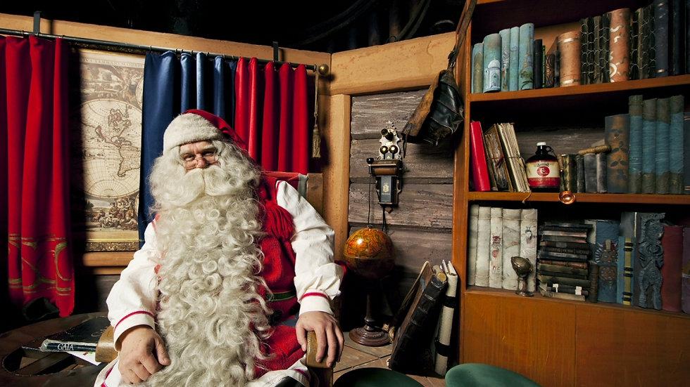 FINLANDIA,  Leyendas de Navidad