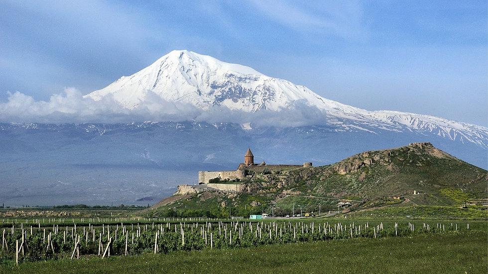 ARMENIA Y GEORGIA,  Tour por el Cáucaso