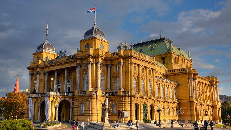 CROACIA, Escapada a Zagreb