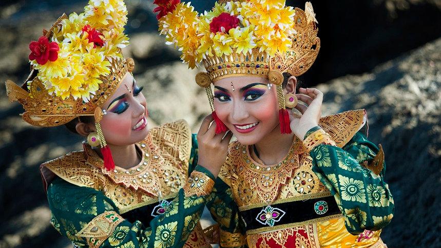 INDONESIA, BALI, El Paraíso perdido