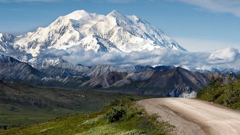 ALASKA, Tour por Alaska