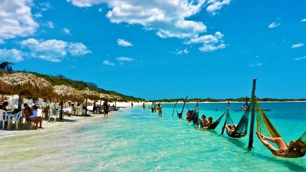 BRASIL,  Experiencia Jericoacoara, Playas de ensueño