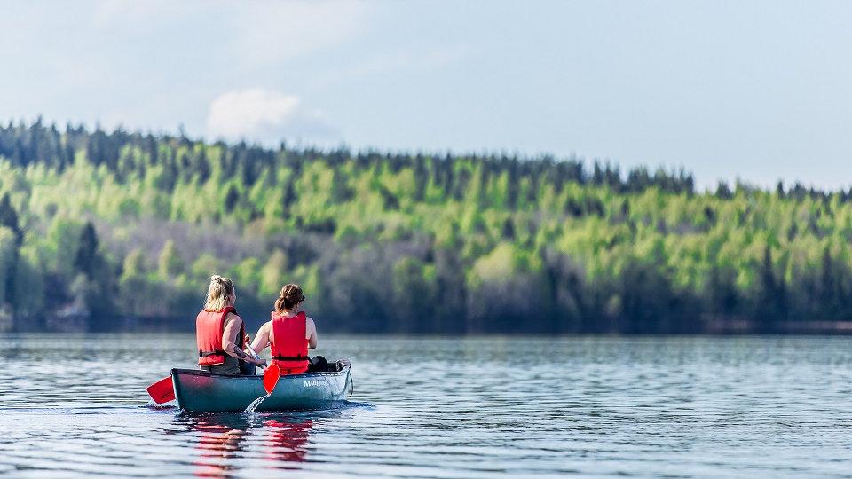 FINLANDIA, La llamada de la naturaleza