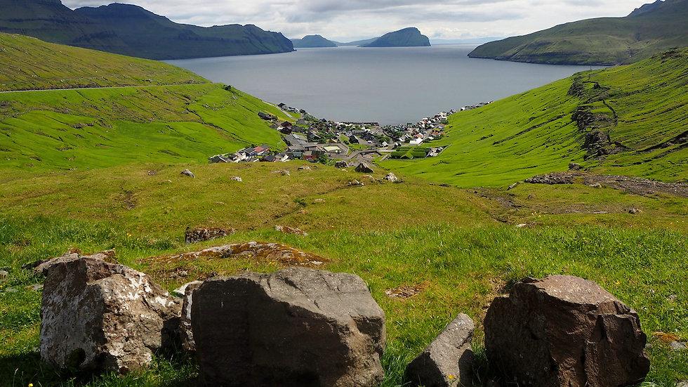 ISLAS FEROE, Tour guiado por las Islas Feroe
