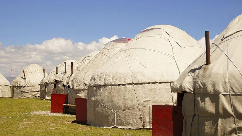 KIRGUISTÁN, Paisajes del Kirguistán, ESPECIAL SEMANA SANTA