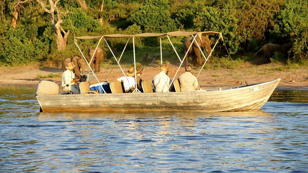 BOTSWANA, safari express