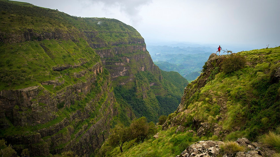 ETIOPÍA, Trekking en las Montañas Simien