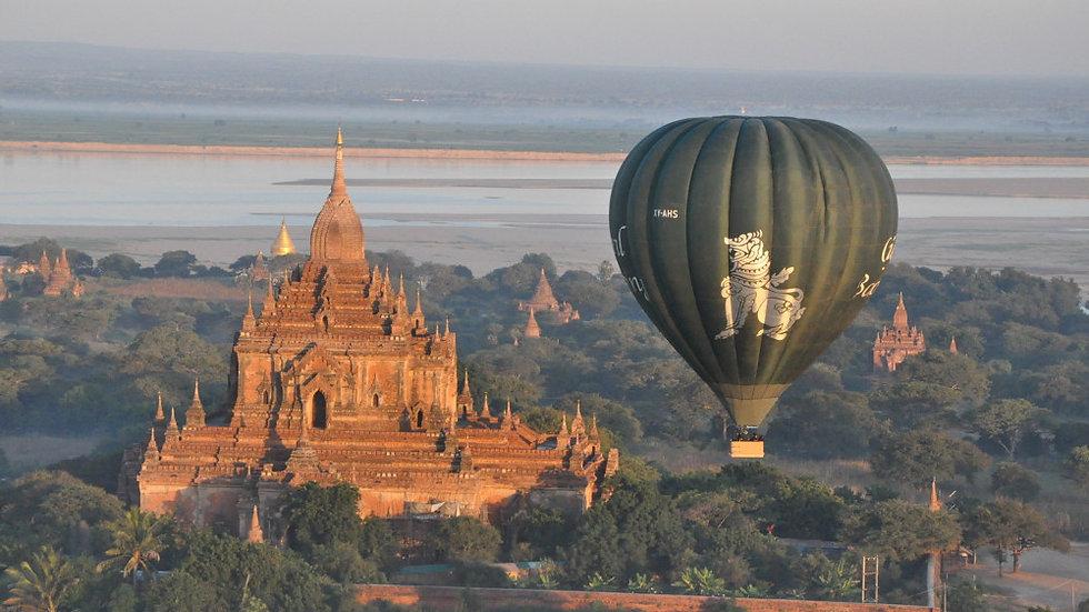 MYANMAR, Auténtica Myanmar
