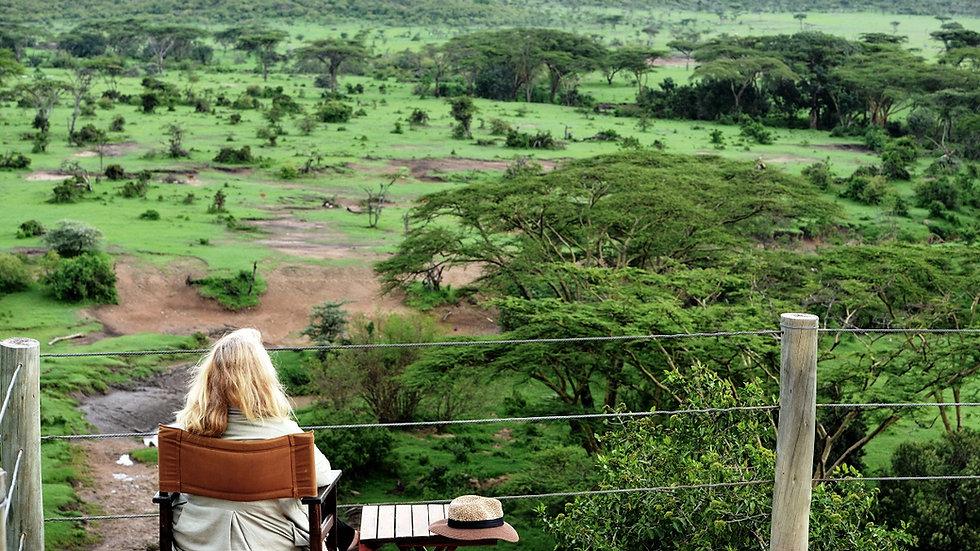 KENIA, Safari en Masai Mara (a medida / de luxe)