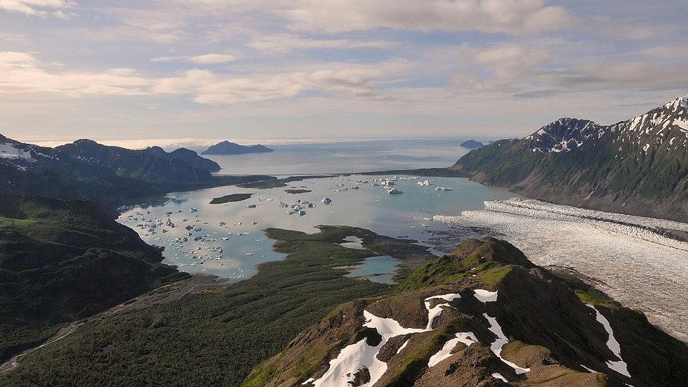 ALASKA, Parques Nacionales Kenai y Denali