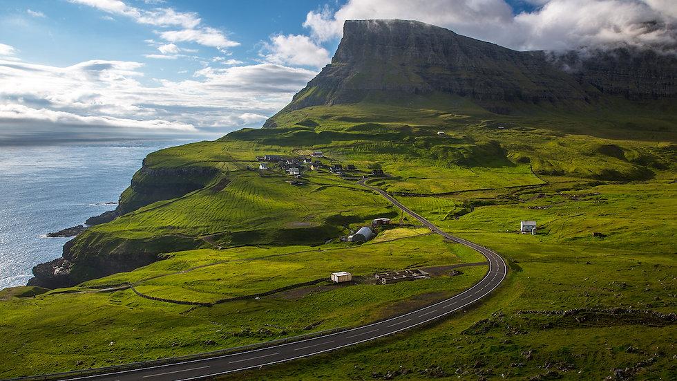 ISLAS FEROE, Explore las Islas Feroe en coche, Fly&Drive