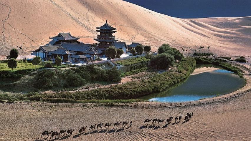 CHINA,  La Ruta de la Seda