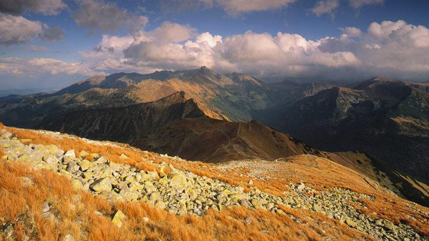 POLONIA - ESLOVAQUIA, Senderismo en los Montes Tatra  y Parque Nacional del Para