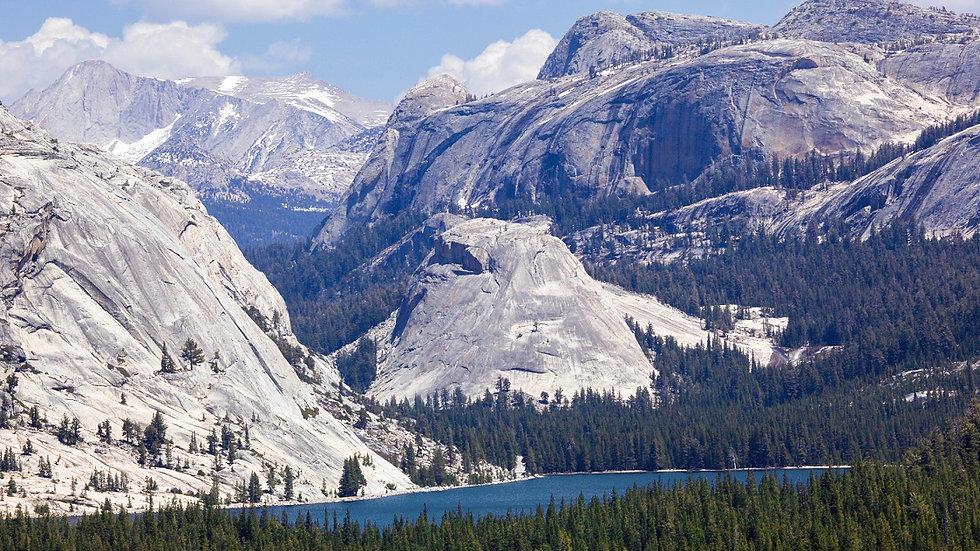 ESTADOS UNIDOS, Trekking en el Parque Nacional Yosemite