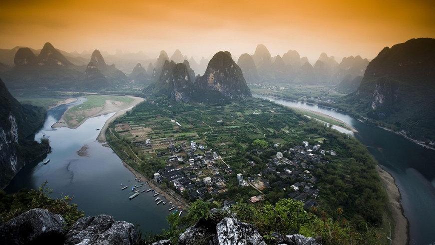 CHINA, China clásica