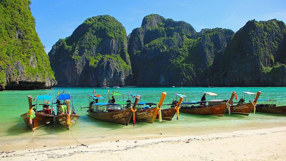 TAILANDIA, Tailandia y playas 4*