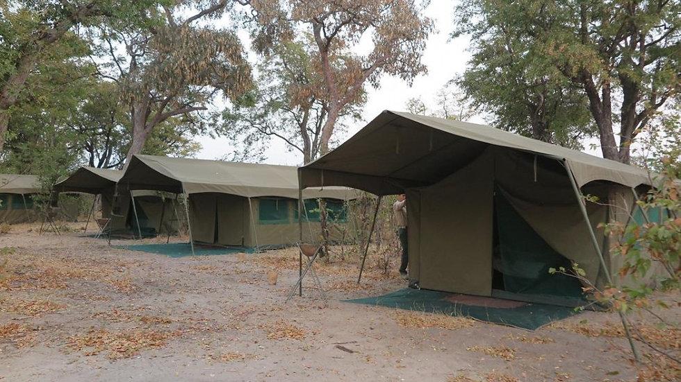 BOTSWANA, safari móvil