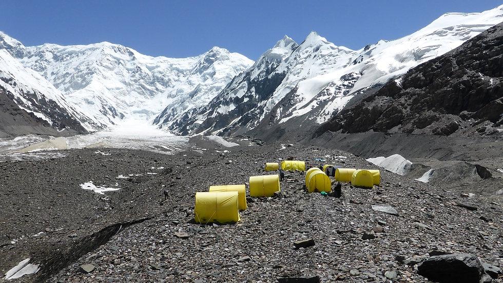 """KIRGUISTÁN, Trekking """"Contrastes del Tien Shan"""""""