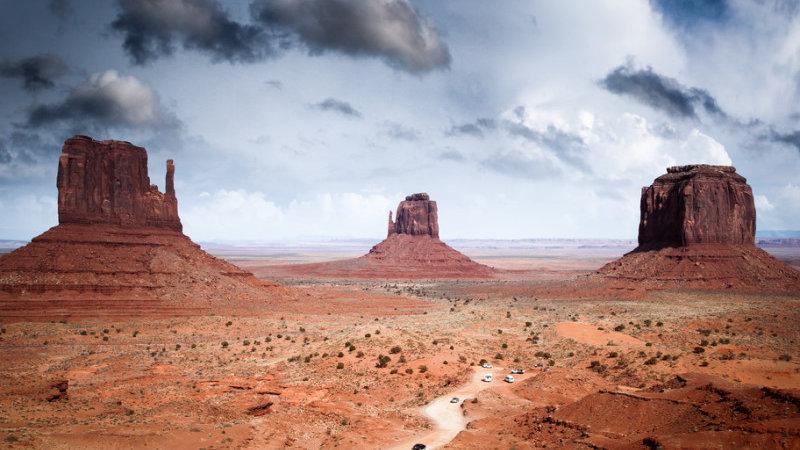 ESTADOS UNIDOS, El Oeste Americano