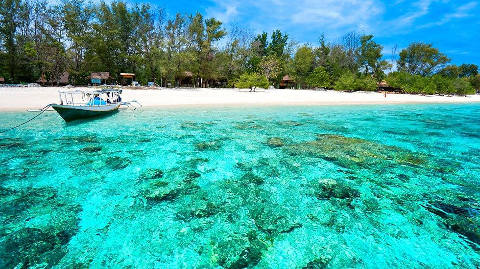 INDONESIA,  Gili Trawangan Experience