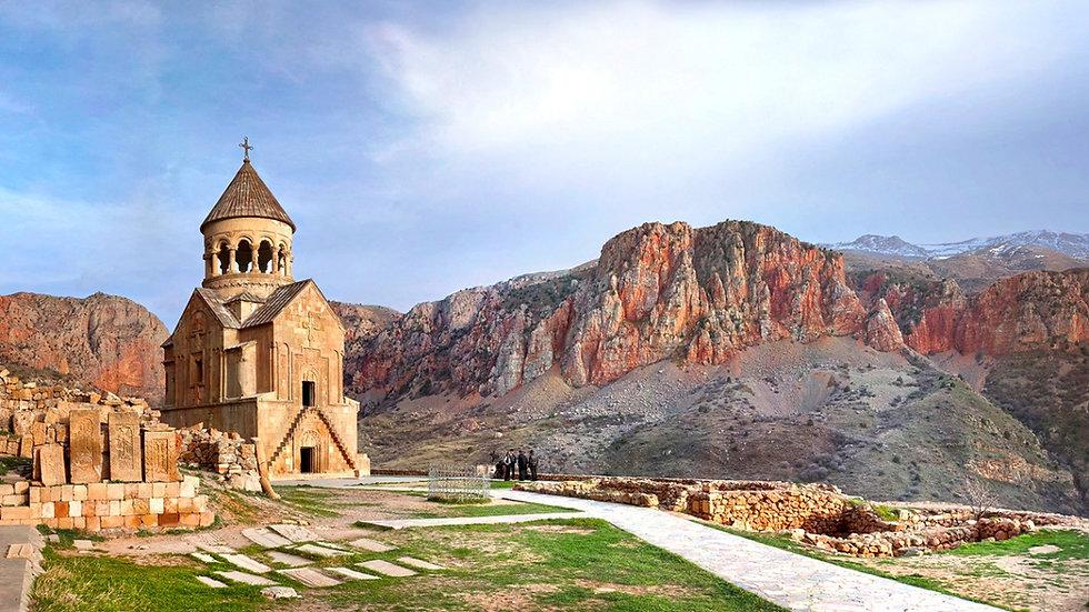 ARMENIA, La Cuna del Cristianismo