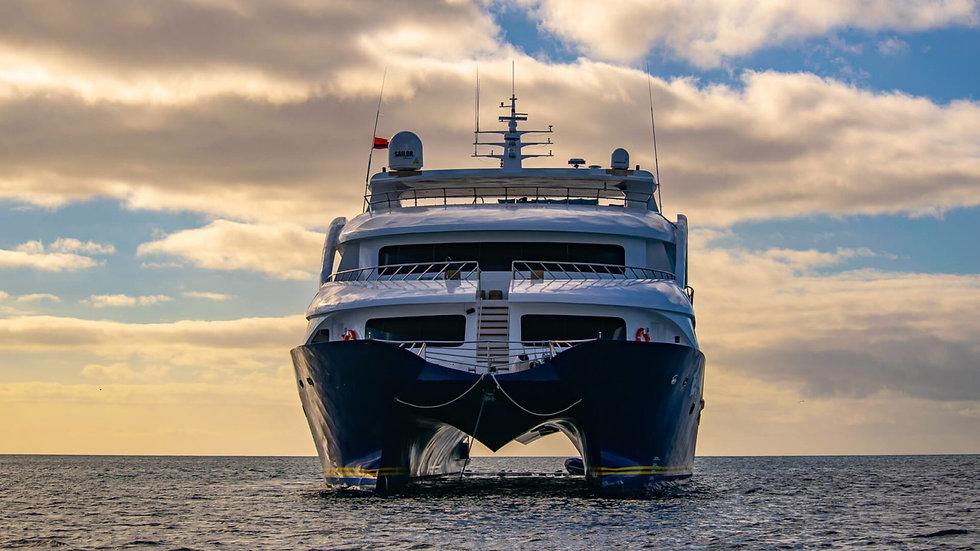 ECUADOR, Crucero de lujo en las Islas Galápagos