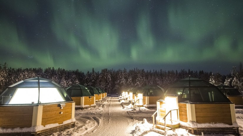 FINLANDIA,  Leyendas de Invierno