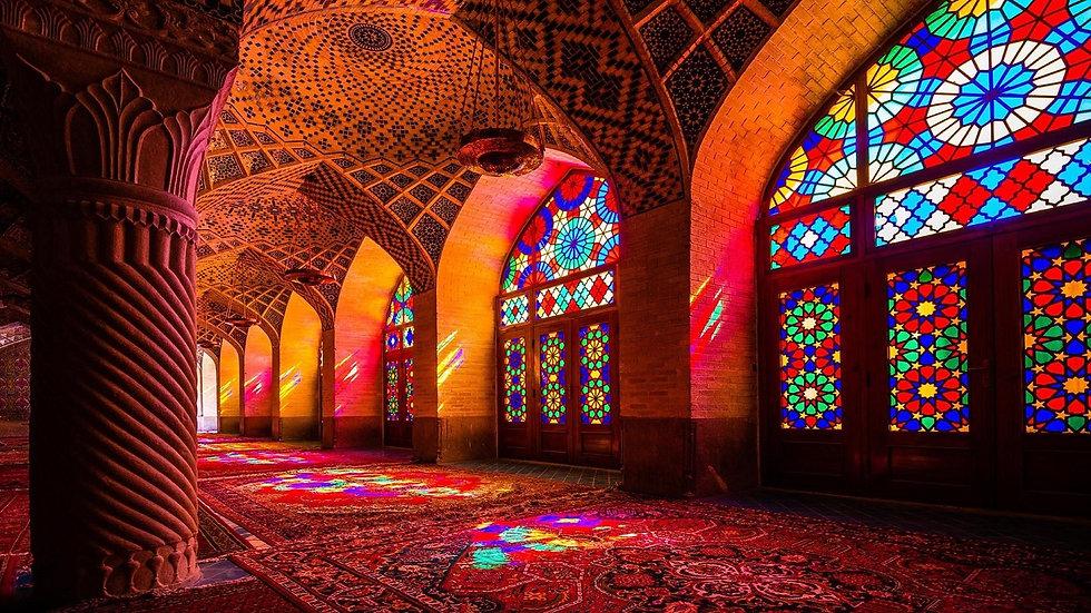 IRÁN, Esencias de Persia