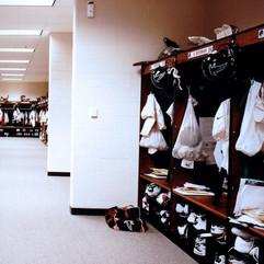 Team Locker Room.