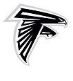 Altantal Falcons Logo White.png