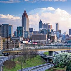 Downtown Atlanta View (January 2020).