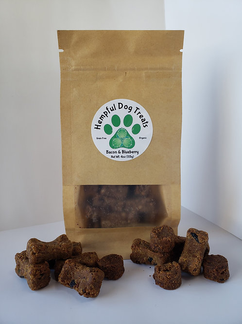 hempful dog biscuits
