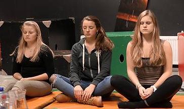 Adolescence-Méditation
