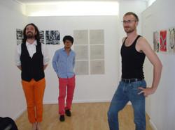 g-dr Ezard,Kang Byung-Ki,Van Straten