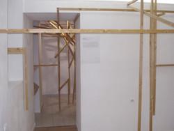 Exposition-installation  Diego Bustamante